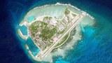 Trung Quốc cải tạo, gia cố bờ căn cứ đảo Phú Lâm để ngăn xói mòn