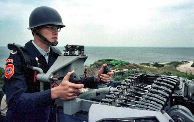 Máy bay không người lái của Trung Quốc hoạt động gần đảo của Đài Loan