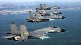Chiến đấu cơ Trung Quốc tuần thám trên vùng trời biển Đông