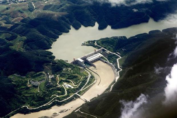Trung Quốc thông báo đang giữ nước sông Mekong