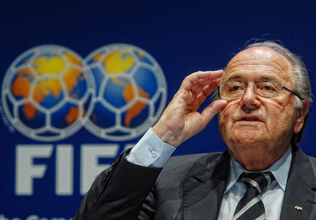 Chủ Tịch FIFA Sepp Blatter