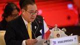 Ngoại trưởng Philippines yêu cầu gửi ba công hàm phản đối Trung Quốc ở Biển Đông