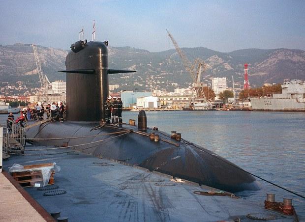 Tàu ngầm Pháp tuần tra Biển Đông, chắc chắn khiển Trung Quốc nổi giận