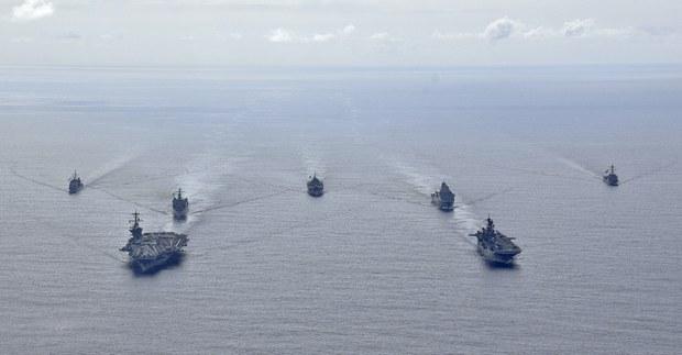Đức đang cân nhắc việc đưa chiến hạm đi qua Biển Đông