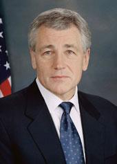 Thượng Nghị Sĩ Cộng Hòa Chuck Hagel