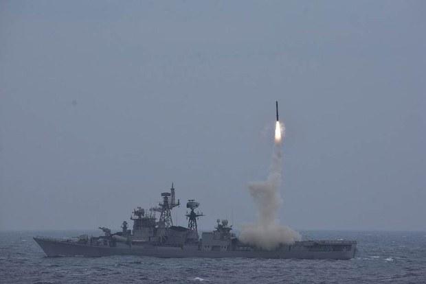 Ấn Độ sẽ gửi nhóm đặc nhiệm gồm bốn chiến hạm đến Biển Đông