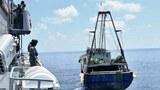 Indo -ship- China- boat