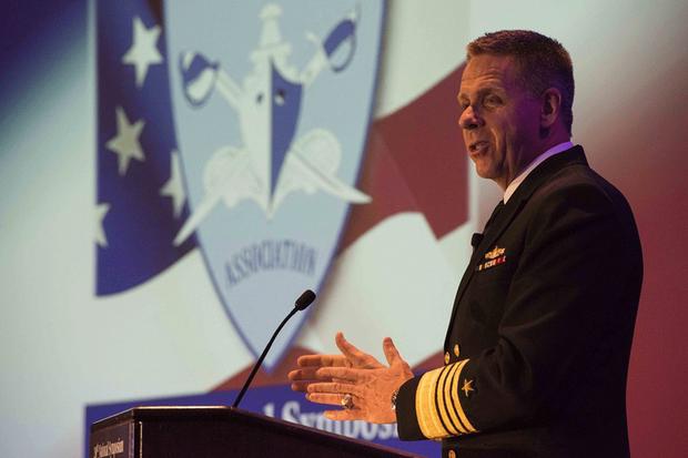 Đô đốc Davidson được đề cử giữ vị trí chỉ huy quân đội Hoa Kỳ tại khu vực Thái Bình Dương