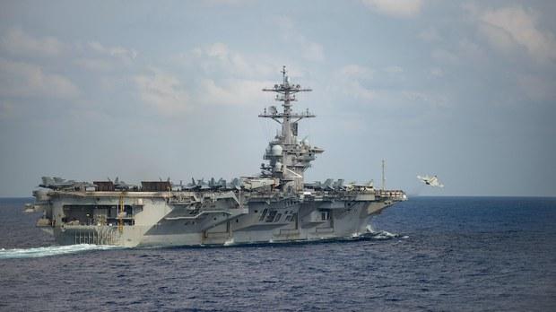 Trung Quốc thông báo tập trận tại Biển Đông, cấm tàu thuyền