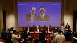 Hai nhà khoa học Mỹ đoạt giải Nobel Y học 2021