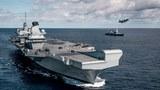 Nhóm tác chiến tàu sân bay Anh sẽ đến khu vực Châu Á
