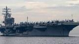 Nhóm tác chiến hàng không mẫu hạm Hoa Kỳ diễn tập tại Biển Đông