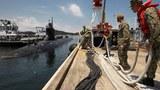 Tàu ngầm Mỹ đụng vật thể lạ tại Biển Đông khiến 11 thủy thủ bị thương