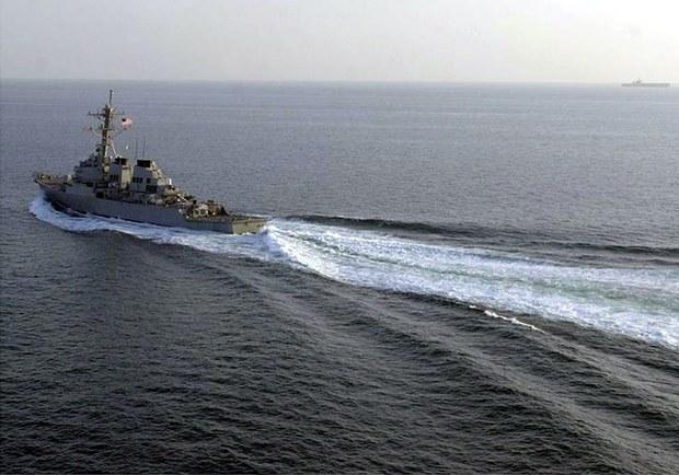 Chiến hạm Mỹ đi qua Hoàng Sa để thách thức những đòi hỏi chủ quyền phi pháp