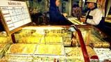 Một cửa hàng bán vàng và nữ trang
