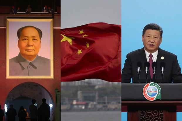 Trung Quốc lên đến đỉnh-rồi xuống