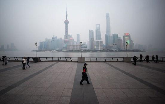 Ảnh minh họa chụp ở Thượng Hải hôm 18/1/2016.