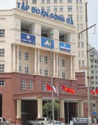 Tập đoàn Sông Đà trụ sở tại Hà Nội, ảnh minh họa. RFA photo