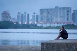 Sông Dương Tử, Trung Quốc. AFP photo