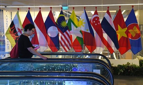 Các nước Đông Nam Á đừng để bị Trung Quốc đánh tỉa như bẻ đũa từng chiếc (Ảnh minh họa).