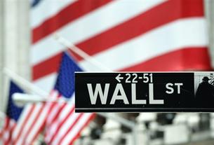 Thị trường chứng khoán Mỹ tại New York