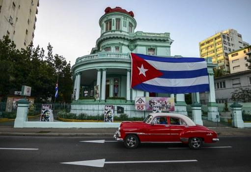 Ảnh minh họa chụp tại Havana, Cuba hôm 29/11/2016.