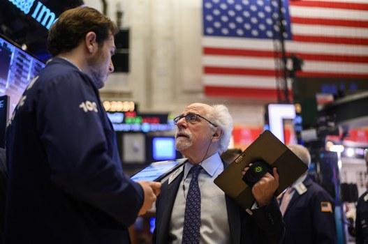Các thị trường tài chính Mỹ lại tiếp tục sụt giá vào ngày 27 tháng 2 (Ảnh minh họa)