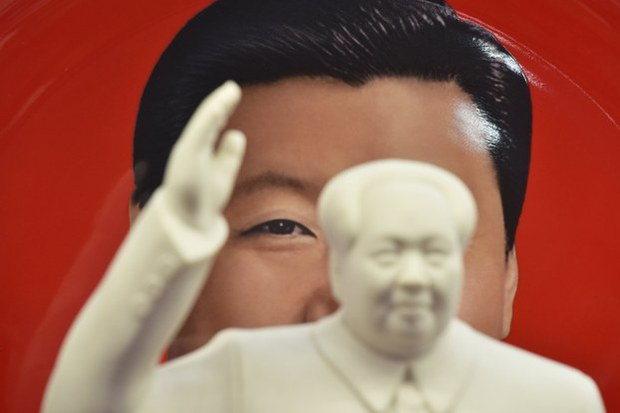 Tập Cận Bình và Mao Trạch Đông