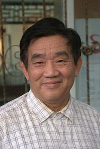 Ông Dương Kết Thằng, ảnh chụp hôm 18-09-2010. Photo courtesy of wikipedia.org