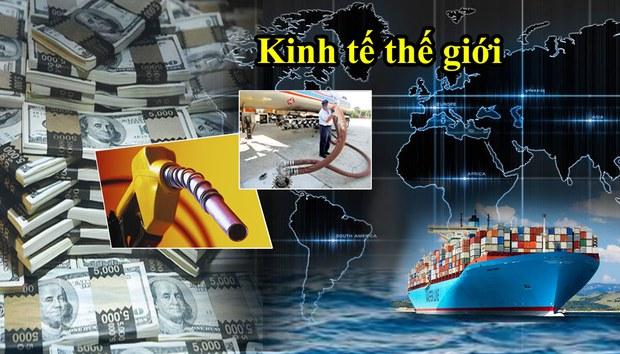 Kinh tế thế giới (ảnh minh họa)
