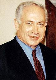 Thủ Tướng Benjamin Netanyahu của Israel