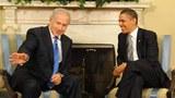 Tổng Thống Hoa Kỳ Barack Obama và Thủ Tướng Benjamin Netanyahu của Israel