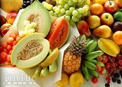 Ăn nhiều trái cây giúp sạch miệng. Photo courtesy of tintuconline