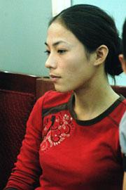 Hoa hậu HIV Trần Thị Huệ