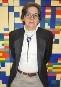 Giáo sư Kim Kearfott, chuyên gia nghiên cứu về năng lượng nguyên tử Hoa kỳ. Hình do GS Kim cung cấp