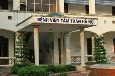 Bệnh viện Tâm thần,  Hà Nội