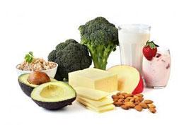 Những loại thực phẩm có chứa nhiều chất Calcium. (theo healthfoodxdrinks.com)