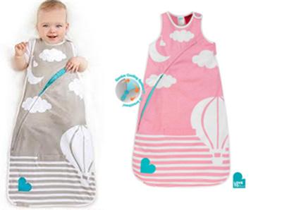 Một trong các loại túi ngủ cho em bé (bananababy.com)