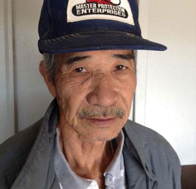 Ông Trương Văn Ẩm chụp tại Hoa Kỳ ngày 26/1/2015. Hình do ông Trương Văn Ẩm gửi RFA