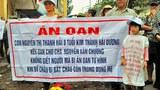 Bố mẹ và con gái của Anh Nguyễn Văn Chưởng kêu oan cho Anh.
