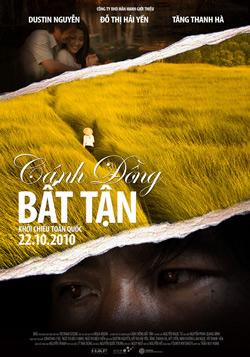 """Poster phim """"Cánh Đồng Bất Tận"""". Photo courtesy of BHD."""