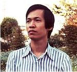 Cố thi sĩ Nguyễn Tất Nhiên. Photo courtesy of Wikipedia.
