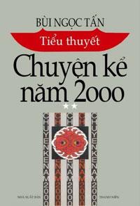 """Bìa sách """"Chuyện kể năm 2000""""."""