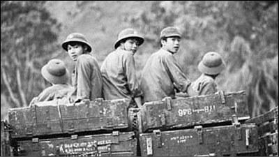 Bộ đội Việt Nam trong chiến tranh biên giới phía bắc với Trung Quốc hồi năm 1979. Courtesy photo.