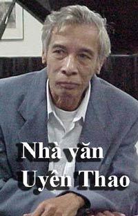 Nhà văn Uyên Thao