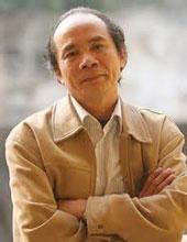 Nhà thơ, nhạc sĩ Nguyễn Trọng Tạo. Source sachhanoi.com