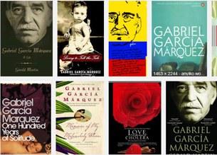 Một vài tác phẩm của văn hào Gabriel Garcia Marquez