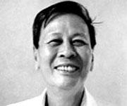Nhà văn Nguyễn Khải. Photo courtesy of Quê Choa.