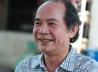 Nhạc sĩ Nguyễn Trọng Tạo. Courtesy photo.