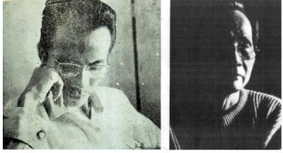 Nguyễn Đình Toàn trái, photo by Trần Cao Lĩnh; phải, photo by Nguyễn Ngọc Dung, con gái nhiếp ảnh gia Nguyễn Cao Đàm